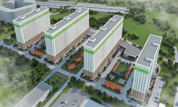 Жилой комплекс ЖК Лузановский парк, фото номер 6